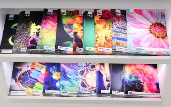 Stoffdruck - Baumwolle bedruckt, Dekostoffe für Werbung